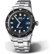 Oris Divers Sixty Five 01 733 7720 4055-07 8 21 18 2020 new