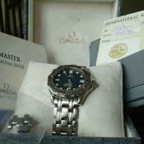 Omega Seamaster Diver 300 M 2552.80.00 1999 pre-owned