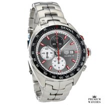 TAG Heuer Formula 1 Calibre 16 Steel 44,00mm Grey No numerals