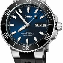 Oris Hammerhead Limited Edition Steel 45.5mm Blue United States of America, New Jersey, Cherry Hill