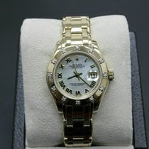 Rolex Lady-Datejust Pearlmaster 80318 2000 usados