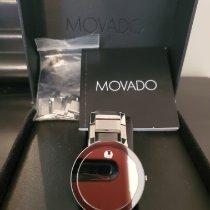 Movado Steel 39mm Quartz 0606093 pre-owned