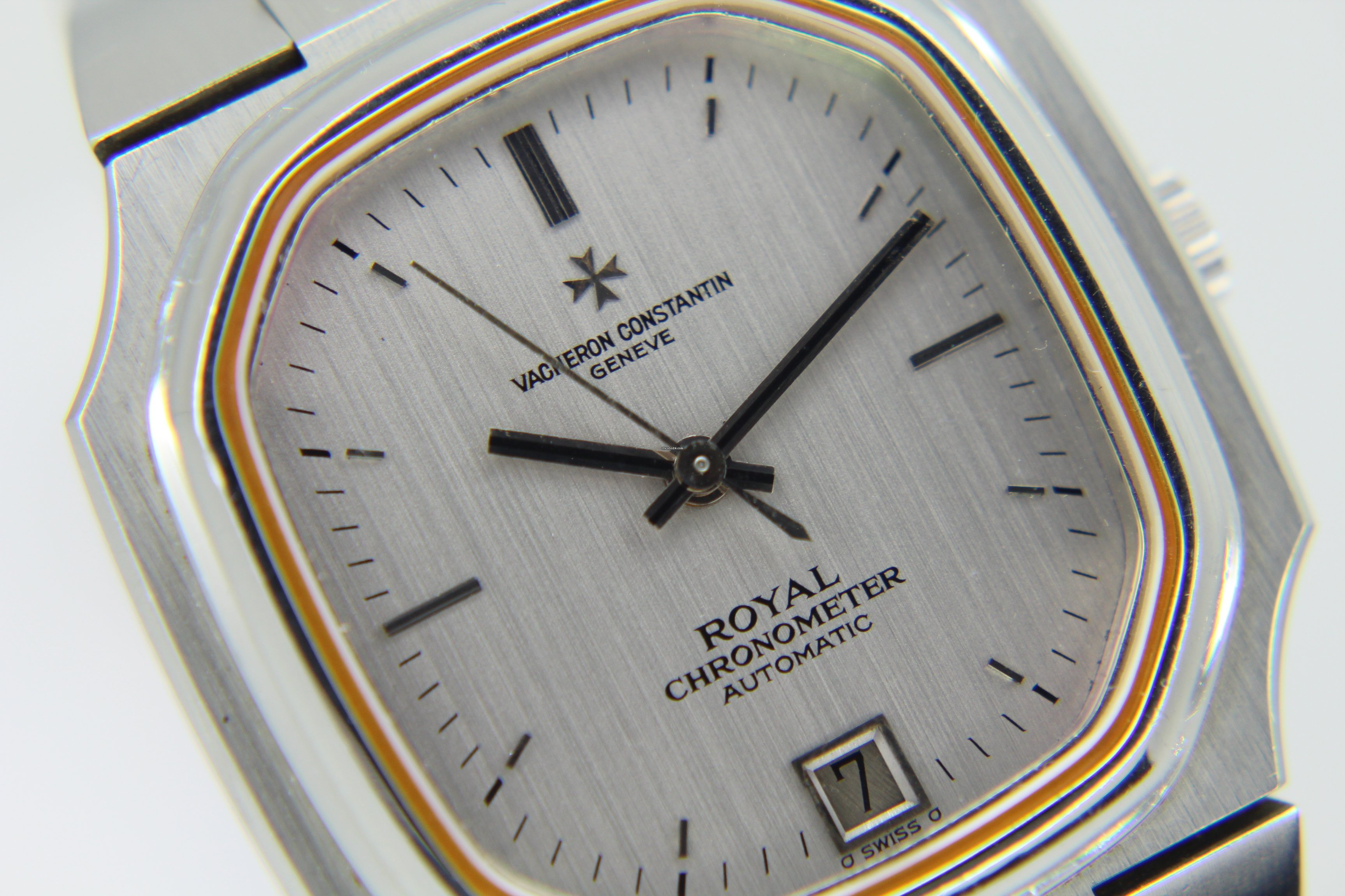 Vacheron Constantin Royal Chronometer 2215 Never Polished For