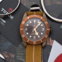 Tudor Black Bay Bronze M79250BM-0001 2019 pre-owned