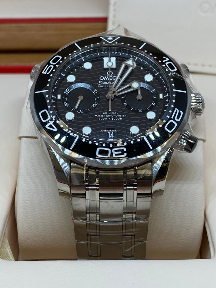 Omega Seamaster Diver 300 M 210.30.44.51.01.001 2021 new