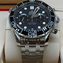 Omega Seamaster Diver 300 M Steel 44mm Black United States of America, Pennsylvania, Philadelphia