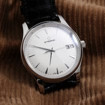 Eterna Vaughan Steel Silver