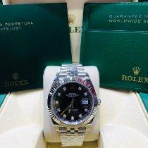 Rolex 126334-0012 Zeljezo 2020 Datejust 41mm nov
