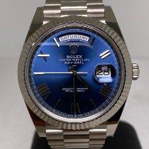 Rolex 228239 Oro blanco 2020 Day-Date 40 40mm nuevo