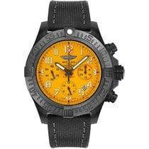 Breitling Avenger Hurricane 45mm Yellow Arabic numerals United States of America, Pennsylvania, Holland