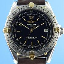 Breitling Antares Acero y oro 39mm Negro