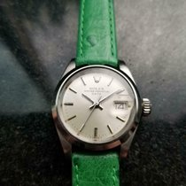Rolex Oyster Perpetual Lady Date Steel 26mm Silver United States of America, California, Beverly Hills
