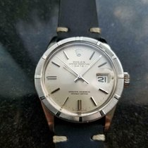 Rolex Oyster Perpetual Date Steel 35mm Silver United States of America, California, Beverly Hills
