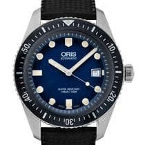 Oris Divers Sixty Five new Watch with original box and original papers 01 733 7720 4055-07 4 21 18