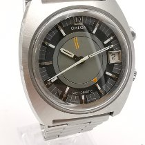 Omega Memomatic 166072 1970 pre-owned
