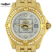 Breitling Cockpit Lady Yellow gold 32mm Mother of pearl United States of America, Georgia, Atlanta
