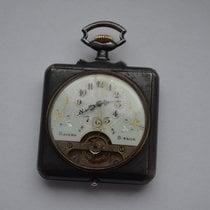 헤브도마스 스틸 53mm 수동감기 중고시계