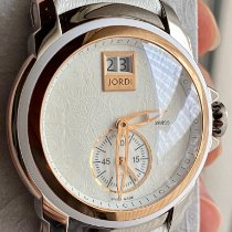 Michel Jordi Steel 37mm SIL.401.16.004.02 new