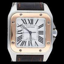 Cartier Santos 100 W20107X7 2010 подержанные
