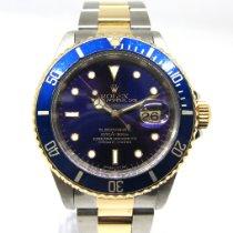 Rolex 16613 Acero y oro 1996 Submariner Date 40mm usados España, Marbella