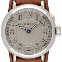 Oris Big Crown 1917 Limited Edition Acier 40mm Argent