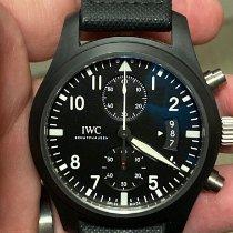 IWC Pilot Chronograph Top Gun IW388007 2015 nuevo