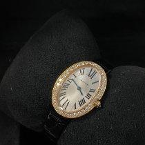 Cartier Baignoire Or rose Argent France, Paris