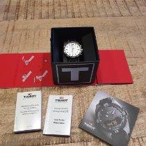 Tissot Quickster occasion 42mm Blanc Cuir