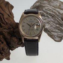 Rolex 6605 Or jaune Datejust 36mm occasion