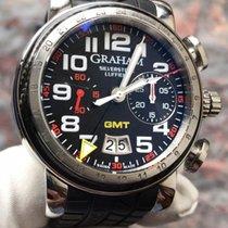 Graham Silverstone Acero 43mm