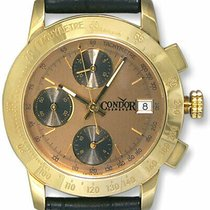 Condor Yellow gold 38mm Automatic GS2004 new United States of America, New York, Monsey