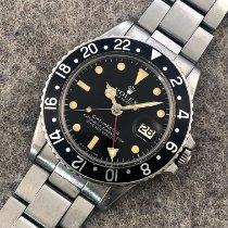 Rolex GMT-Master Steel 40mm Black No numerals United States of America, California, San Francisco