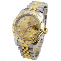 Rolex Lady-Datejust 179313 rabljen