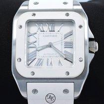 Cartier Santos 100 W20129U2 pre-owned
