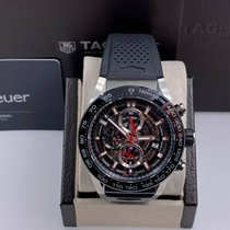 TAG Heuer Steel Carrera 45mm pre-owned United States of America, California, San Diego