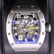Richard Mille RM 030 Titanium 50mm Transparent Arabic numerals United States of America, New York, New York