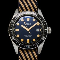 Oris Divers Sixty Five 01 733 7720 4035-07 5 21 13 new