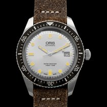Oris Divers Sixty Five Steel 42mm Silver United States of America, California, Burlingame