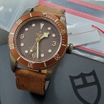 Tudor Black Bay Bronze Bronze 43mm Brown Arabic numerals United States of America, California, Los Angeles