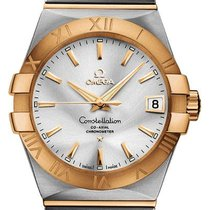 Omega Constellation Men 123.20.38.21.02.002 New 38mm Automatic