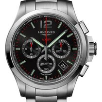 Longines Conquest L3.717.4.56.6 2020 new