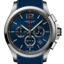 Longines Conquest L3.727.4.96.9 2020 new