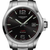 Longines Conquest L3.726.4.56.6 2020 new