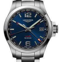 Longines Conquest L3.718.4.96.6 2020 new