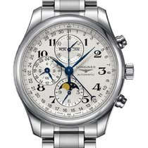 Longines Master Collection L2.773.4.78.6 2020 new