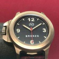 Ennebi Bronze 47mm Automatik gebraucht
