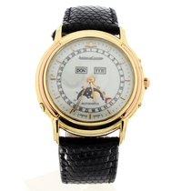 Jaeger-LeCoultre Odysseus Yellow gold 36mm White Arabic numerals