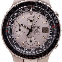 Heuer Steel 42mm Quartz 230.006 pre-owned United States of America, California, West Hollywood