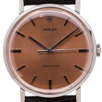 Rolex Oyster Precision Steel 33mm United States of America, California, West Hollywood