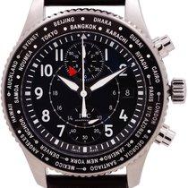 IWC Pilot Chronograph IW395001 2019 подержанные